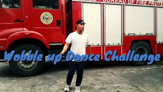 Wobble up Dance challenge || By John cristian