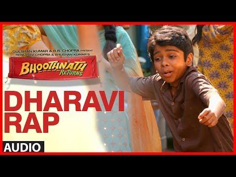 DHARAVI RAP FULL SONG (audio) | BHOOTHNATH RETURNS | PARTH BHALERAO,  AMITABH BACHCHAN