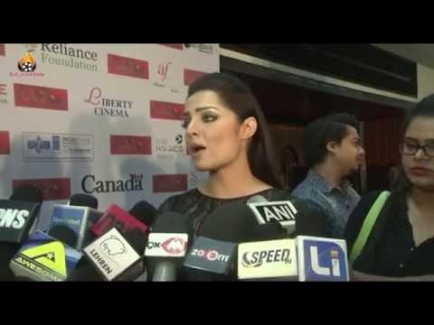 Celina Jaitley At Opening Night Of 'Kashish Film Festival !!!