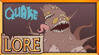 QUAKE: Forefather of the Online Deathmatch | LORE in a Minute! | id Software | LORE