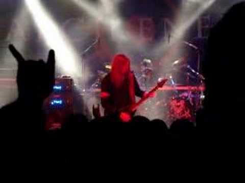 Arch Enemy - Chris Amott Solo/Intermezzo Libe(Live 05/16/08)