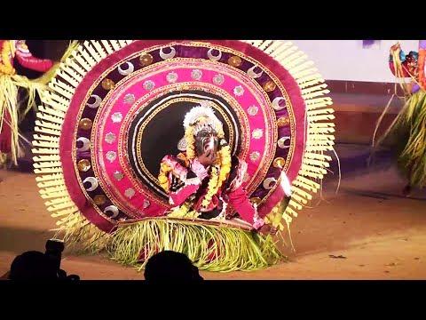 Bhoota Kola (ಭೂತ ಕೋಲ) An Ancient Ritual video