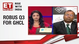 GHCL's MD, Ravi S. Jalan speaks about their Q3 earnings and improvements in their pricing