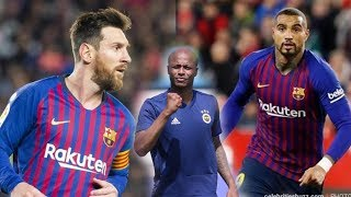 ANDRE AYEW SET FOR BIG CHINA MOVE & MESSI WANTS KP BOATENG OUT OF BARCELONA?