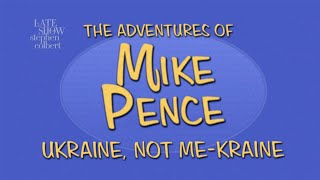 The Adventures Of Mike Pence