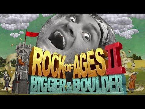 10 УПОРОТЫХ КАМНЕЙ ИЗ 10 ► Rock of Ages 2: Bigger and Boulder |1|