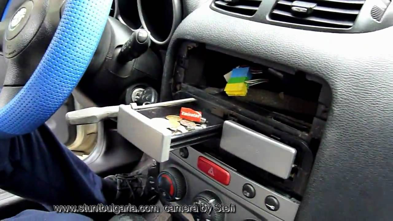 Alfa Romeo 147 Radio Manual Wiring Diagram Download Aux Youtube