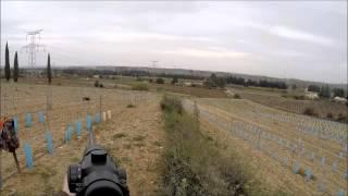 Battue Aux Sangliers Dans Le Gard [HD] 2014-2015 Gopro Héro 4 : Boar Hunting