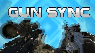 AMAZING Multi Call of Duty Gun Sync (Coffins)