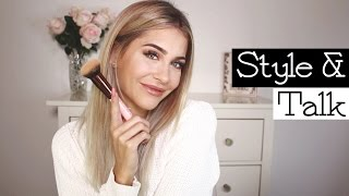 Style & Talk - Pille absetzen, Roomtour etc. | BELLA