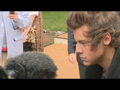 One Direction: Harry Styles' Court Case Against Photographers video