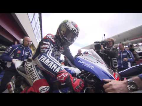 Circuit de Catalunya - Yamaha Preview