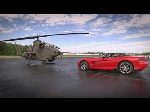 Viper versus Cobra - Top Gear USA - Series 1