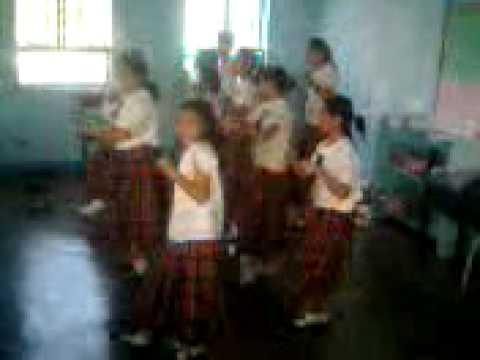 Olac - Itik-itik Folk Dance Practice video