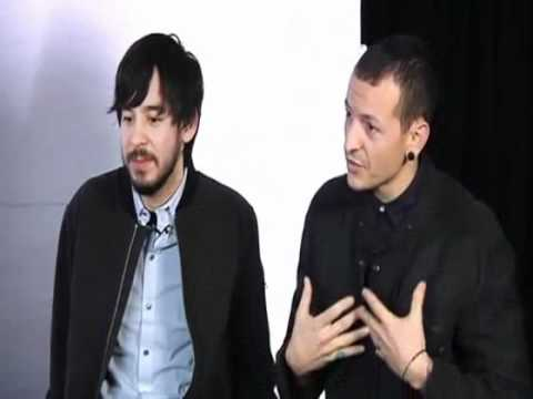 T4 interview with Mike Shinoda and Chester Bennington from Linkin Park