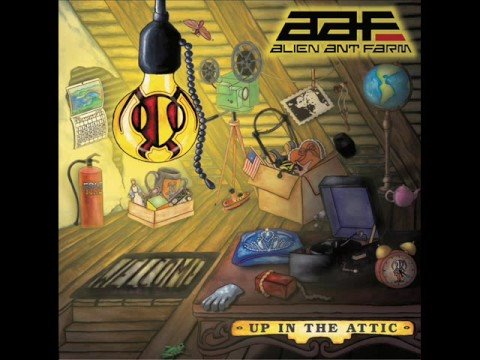 Alien Ant Farm - Repeat Defender