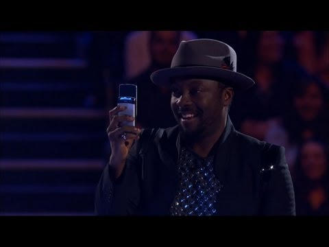 The Voice UK 2013 | will.i.am reveals his 'fast pass' online – The Live Quarter-Finals – BBC One