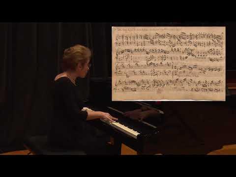 Бах Иоганн Себастьян - BWV 993 - Каприччио  (ми мажор)