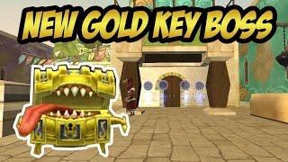 Wizard101: NEW Gold Key Boss - The Mimic