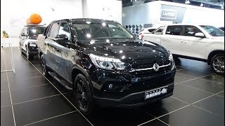2019 SsangYong Musso Rhino - Exterior and Interior - Auto Show Brussels 2019