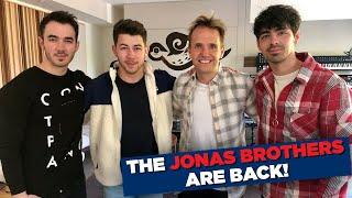 Jonas Brothers Talk Reunion, Tour and Documentary