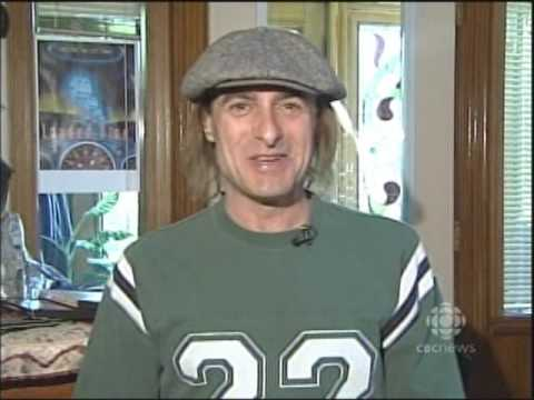 AC/DC - Black Ice Tour - CBC Television News Interview - Don Coleman (Canada)