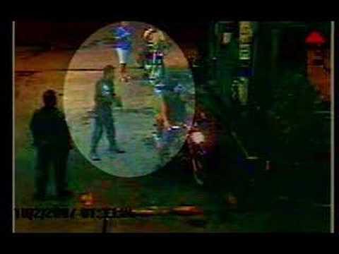RJ - execução no posto de gasolina - fevereiro 2007