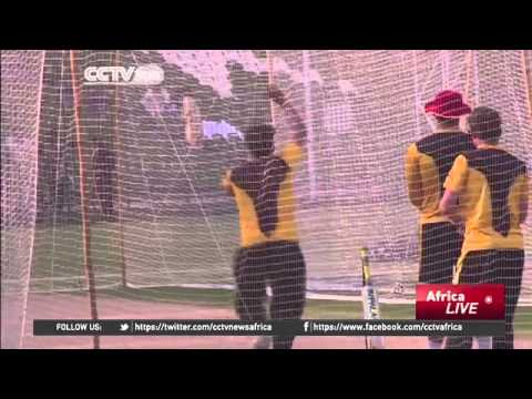 3597 sport CCTV Afrique Zimbabwe Cricketers Eager To Focus on Matches Not Security in Pakistan
