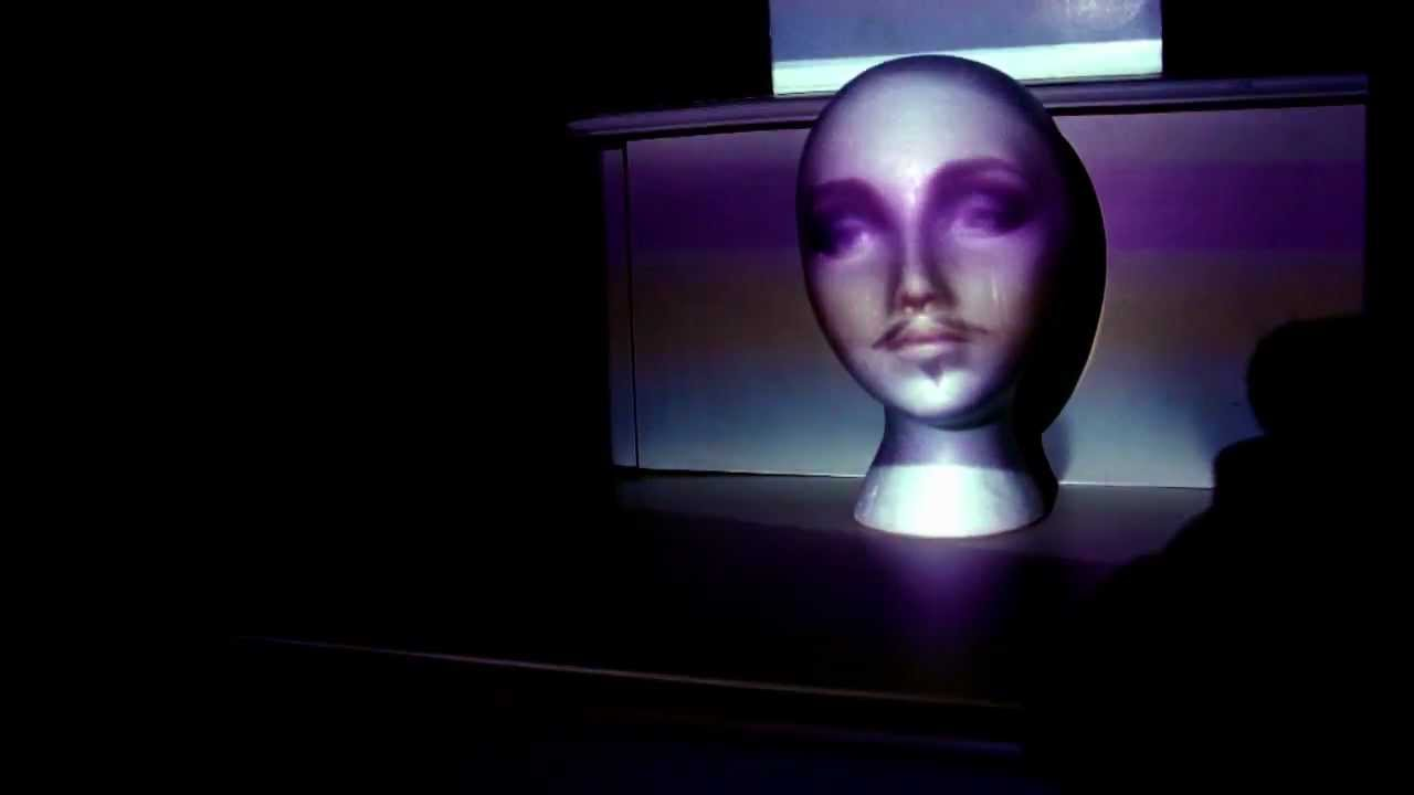 Projection Mapping Face Projection Mapping Face