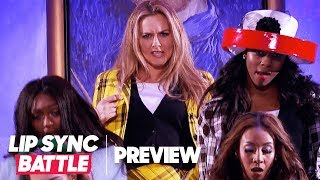"""Alicia Silverstone Revisits """"Clueless"""" for """"Fancy"""" by Iggy Azalea   Lip Sync Battle Preview"""