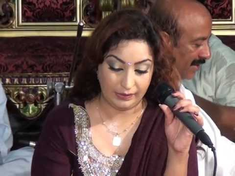 Afshan Zebi In Madinna Syedan Gujrat video