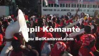 Haiti Kanaval Band A Pied Sou Champs De Mars