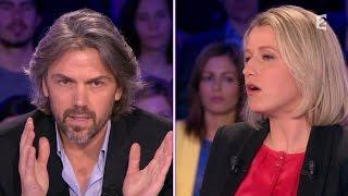 """Aymeric Caron à Barbara Pompili: """"Vous transformez le parti en un parti radical écolo!"""" #ONPC"""