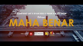 Download lagu BYAN KIDZ  feat ECKO SHOW X JIHAN X KLEMPANG LIUT- MAHA BENAR (iri bilang boss)
