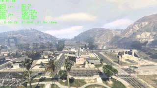 Powercolor HD 6950 (Unlocked) Grand Theft Auto 5 (Day 2)