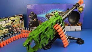 Box of Toys !!! RPG Toys ,Military MACHINE GUN Toys & S.W.A.T  Gun Toys for Kids