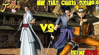 JStars Victory VS  The Nine Tails Chakra Mode Susa