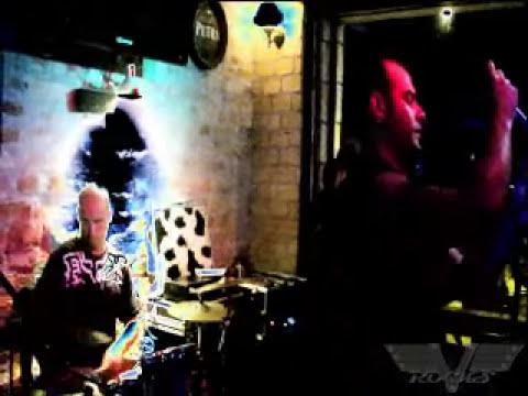 VROCKS - No more tears - Ozzy Osbourne (Quina Bar - 21-12-2012)