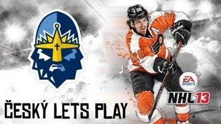 Český Let´s play | NHL 13 | KLA - SLA | Playoff 2012/13 | Xbox 360