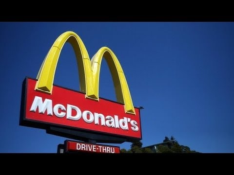 McDonald's 'temporarily closes' Crimea restaurants - 4 April 2014