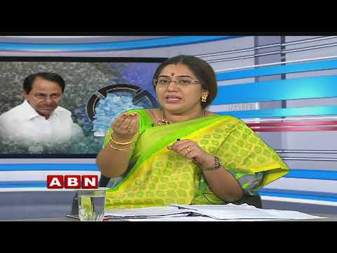 Special Discussion Over KCR Alleging Chandrababu Naidu In Public Meeting | Part 01 | ABN Telugu