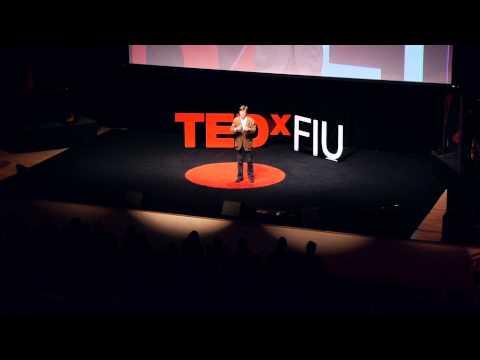 Exploring religion, genetics & identity: Tudor Parfitt at TEDxFIU