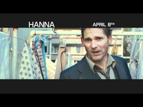 Hanna (2011) TV Spot - Who is She