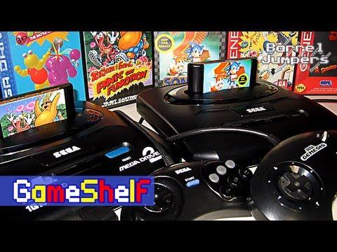 Sega Mega Drive / Genesis - GameShelf #16