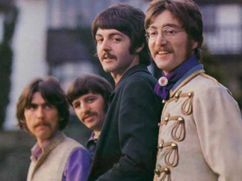 Beatles - Good Morning Good Morning