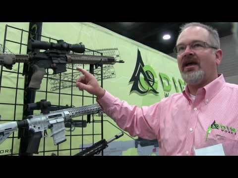 Odin Works O2 Lite Forend & Accessories 2016 NRA Annual Meetings by Nito Mortera