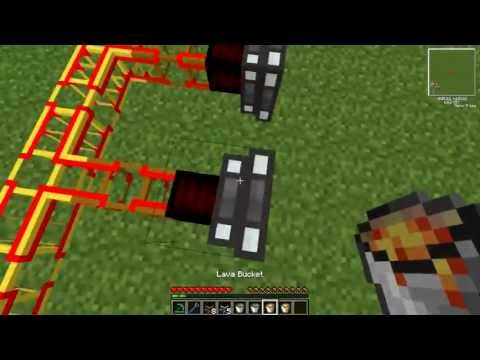 (NEW) TEKKIT Tutorial: Steam and magmatic engines from thermal expansion.