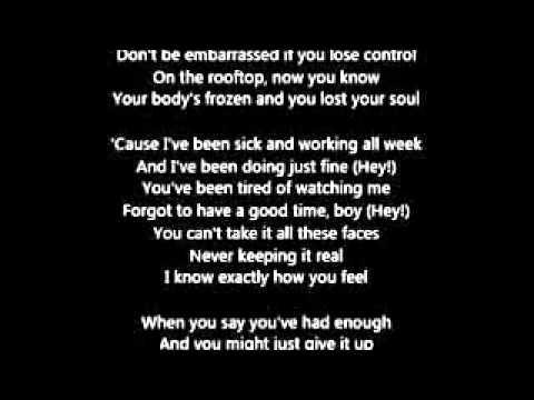 Rita Ora - I Will Never Let You Down (Lyrics)