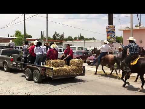 Cabalgata de San Buenaventura 19 de julio de 2014