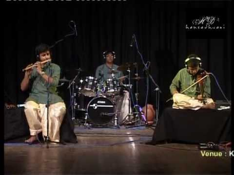 Roja Janeman   Kadhal Rojave - By Hamsadhwani Fusion Band video